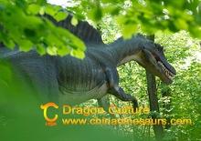 Artificial giant dinosaur model from zigong manufacturer