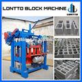 Comprimé lmt4-40 terre, du béton brique faisant la machine