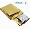 DW-EB01 disposable aluminum foil emergency blankets