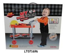 DIY TOOL Working Trolley set toys, plastic Tool set Toys, Educational Tool toys