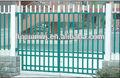 Giardino cancelli in ferro battuto del cancello/economico giardino porte vendita calda