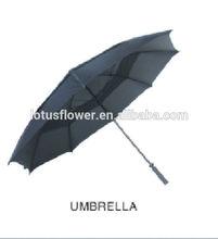 2014 new style Ferrari car golf umbrella for promotion