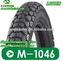LOTOUR brand motorcycle tire inner tube 100/80-17