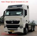 Tractor de howo camiones cabeza / prime mover, 6 x 4 tractor de howo camión precio