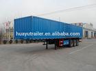 3 Axle Dry Van Semi Trailer,Cargo Box Trailer