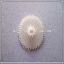 plastic Micro Double Gear