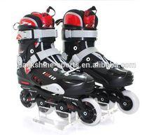child skating roller skates inline skating shoes adjustable with OEM/ODM BRAND NEW