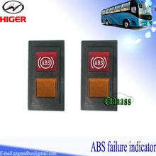 KLQ6119Q KLQ6129Q Higer Spare Parts bus ABS failure indicator 37E01-27226
