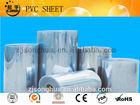 rigid PVC transparent sheet