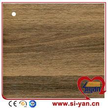 wood effect transfer film