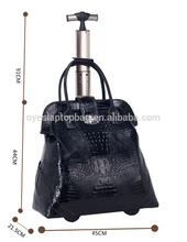 2012 best luggage &ladies luggage 20 luggage for lady
