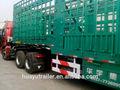 fabricación ampliamente utilizado de la tienda casa barra de remolque semi hecho en china