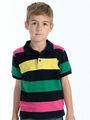 Etiqueta de camisas de polo, los chicos camisa de marinero, camisa de los niños