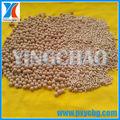 El metanol de secado tamiz molecular, zeolita 13x tamiz molecular absorbente