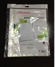 pocket clear sheet protectors