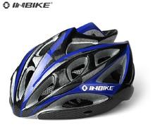EPS integrally-molded bike helmet