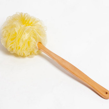 Newest Wooden Handle Brush, Back wooden massage balls