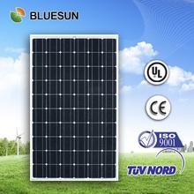 2014high quality 260w monocrystalline solar panel pv module