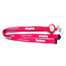 Badge holder and string/badge holder necklace/soft pvc badge reel
