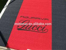 durable pvc foot mat/pvc door mat