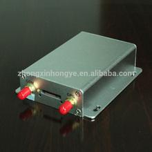 GPS918 silvery multifuction car black box gps tracker