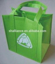 Full Printing Lovely Shopping PP Non Woven tote bag