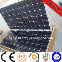 002 TUV CE favourable price high quality mono/poly silicon photovoltaic panel solar
