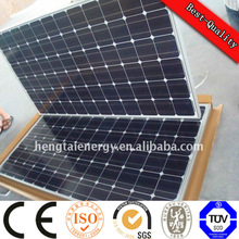 002 TUV CE favourable price high quality mono/poly silicon photovoltaic panel solar