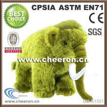 Customized fluffy elephant toys,plush elephant for baby