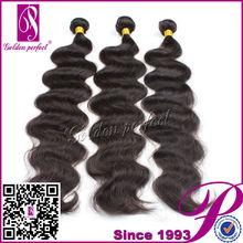 Fashion Style Off Black Body Wave Russian Twist Hair