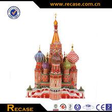 Diy Paper Toy Castle,Cardboard Paper House, Paper Castle Models