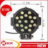 Exterior led lighting, Cars exterior led lighting 51W led work light / car led work light / best selling car led light