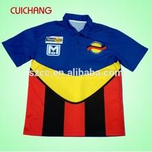 Wholesale polo shirts&color combination polo shirt&2014 fashion style polo shirt for men cc-794
