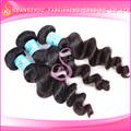 Venda quente Cuticle completa Virgin cabelo humano nome da marca de moda grampo de cabelo