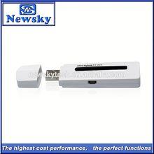 OEM Manufacturer ATSC digital tv converter box with FM function