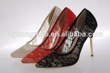 wedding shoes ivory high heel