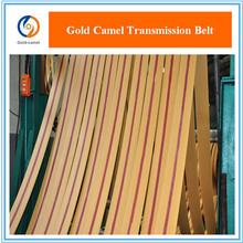 5'' flat rubber stretch belt for transmission