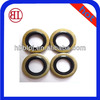 High Quality Metal And Rubber Compound Gasket NBR Viton Flat Gasket