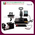 Modelo JN-J Manual - Combo 4en1 multi - máquina de prensa de calor funcional