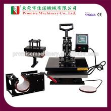 Model JN-J Manual - 4in1 Combo Multi - Functional Heat Press Machine