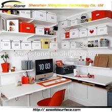 Masterpiece hospital lab translucent stone customized home office computer desk