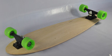chinese maple skateboard