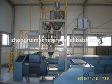 spunbonded nonwoven production line