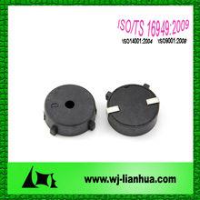 LPT1760S small 3v 5V 12VAC 90db smd alarm piezo electric buzzer bluetooth door lock