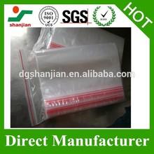 pe plastic air sickness bag/pe plaint packing bag/self-adhesive pe plastic bag