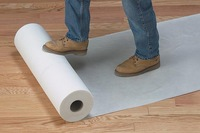Temporary Hardwood Floor Protection Film