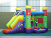 2014 perfect inflatable bouncy house/slide A1002