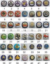 2013 new custome masonic car emblem