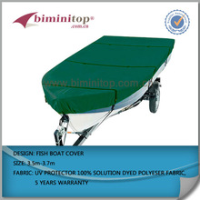 Lamp post parts Boat Cover 600D pigment polyester