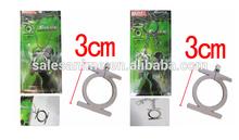 wholesale anime Green Lantern movie Alloy necklace/keychain